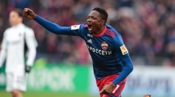 Ahmed Musa Gets His Groove Back! Fires CSKA Moscow to Second in Russia