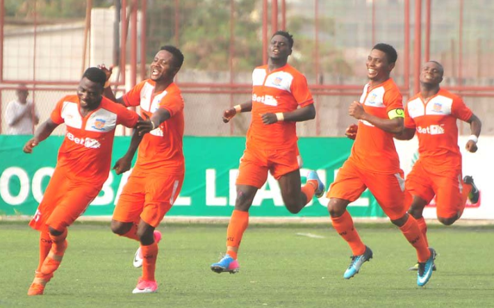 Sunshine Stars Subdue Heartland In Relegation Battle