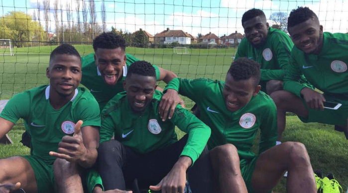 Ugbade lists Super Eagles Fantastic Four likely to impact World Cup