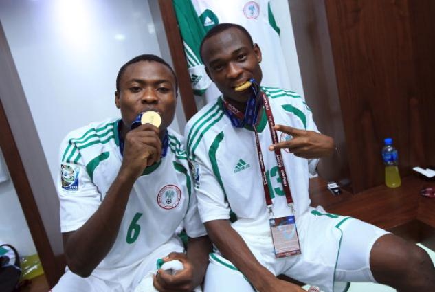 2013 World Cup Winner Aliyu Abubakar Ready for Super Eagles Challenge