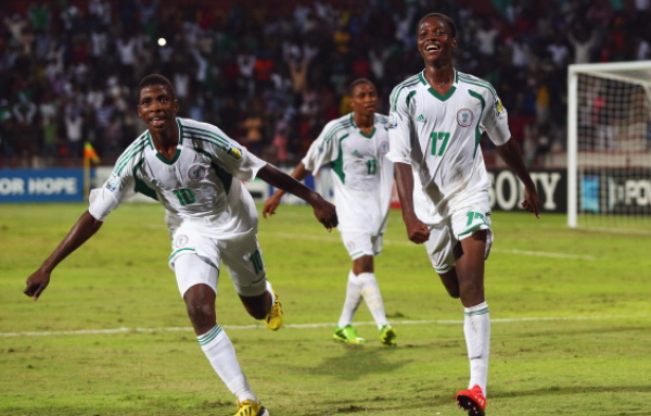 2013 Golden Eaglets 2.0! Ugbade reveals new Objective
