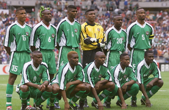My Parents Convinced Me to Accept 1998 World Cup Invite – Rufai