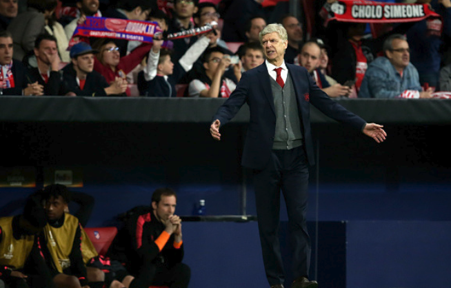 Atletico Madrid Spoils Alex Iwobi's Planned Parting Gift for Wenger