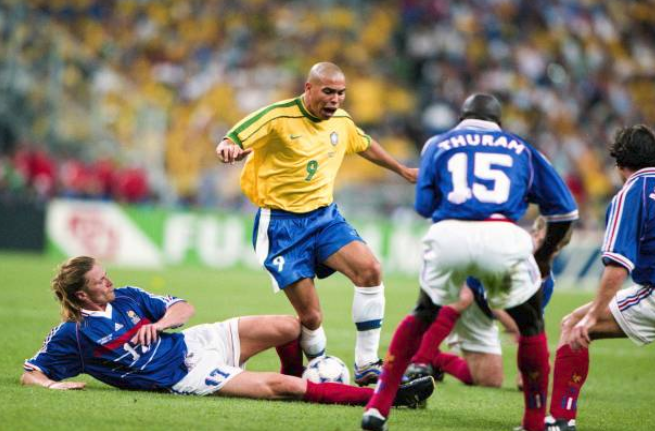 We Fixed the 1998 World Cup Final – Platini