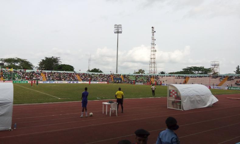 U20 AFCON : Flying Eagles Edge out Guinea Bissau, next face Mauritania