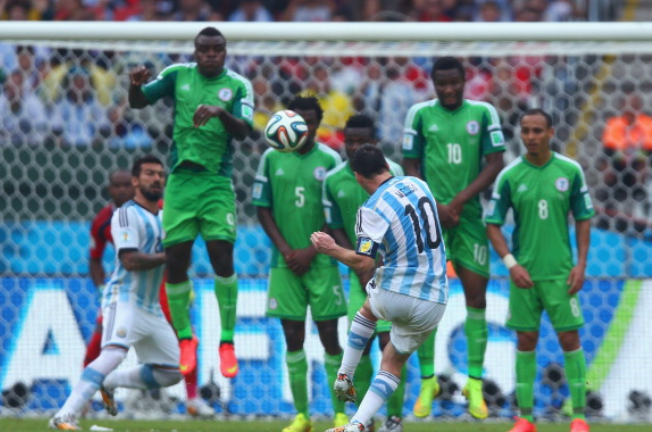 Super Eagles Watch out! Lionel Messi Headlines Argentina 23-man World Cup List