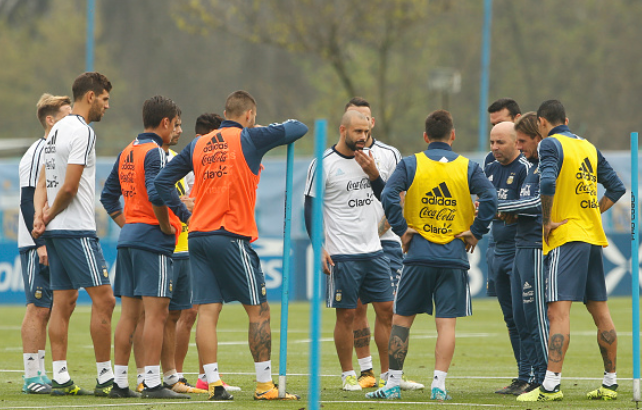 Sampaoli Plans Five-day Training Program for Messi and Co… including Medicals on Friday