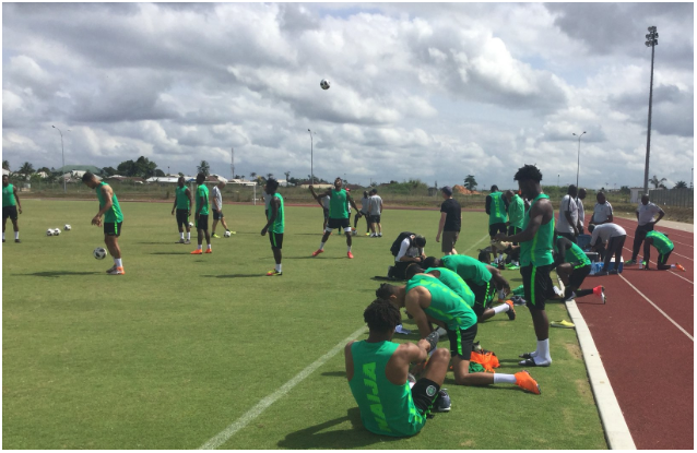 Mikel, Moses and Ogu yet to Arrive Super Eagles Camp