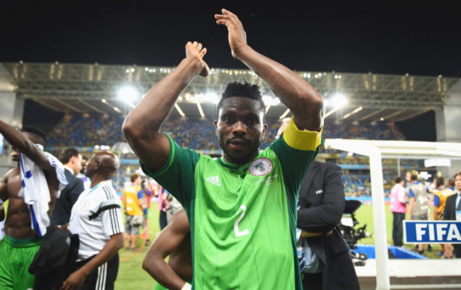 Yobo refuses to condemn Chinedu Obasi over bribery claims