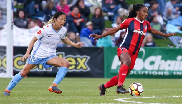 Francisca Ordega's Washington Spirit keeps Playoff dream Alive