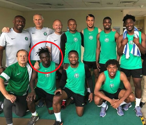 Former Super Eagles Coach insists Junior Lokosa NOT Ready for World Cup