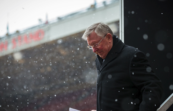 Football agent dey accuse Ferguson
