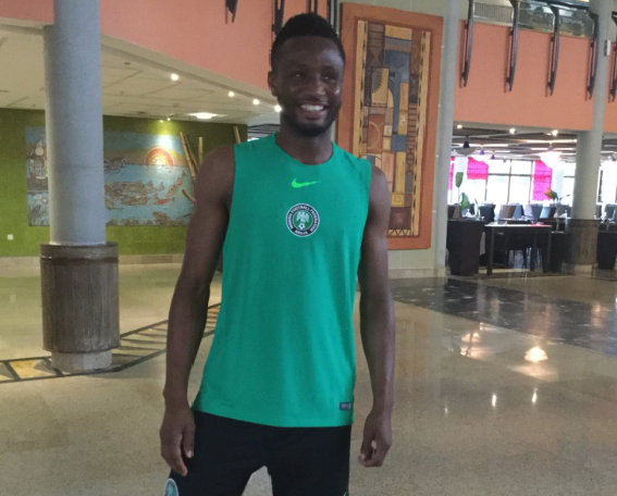 It's a Huge Privilege! Mikel Obi takes first spot in Rohr's World Cup list