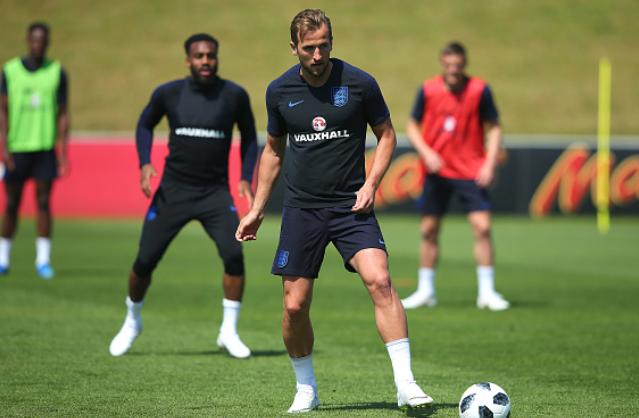 England vs Nigeria: Troost-Ekong welcomes Harry Kane reunion