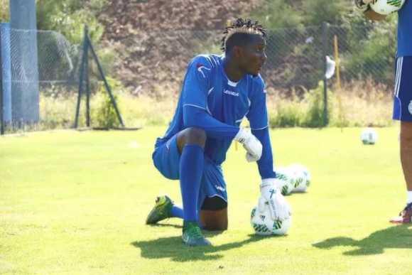 """""""No one motivated me"""", Alampasu opens up on journey to the national team"""