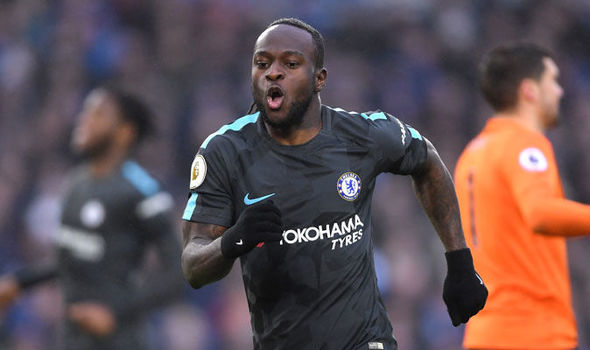 Victor Moses to get £130k per week deal from Fernebahce