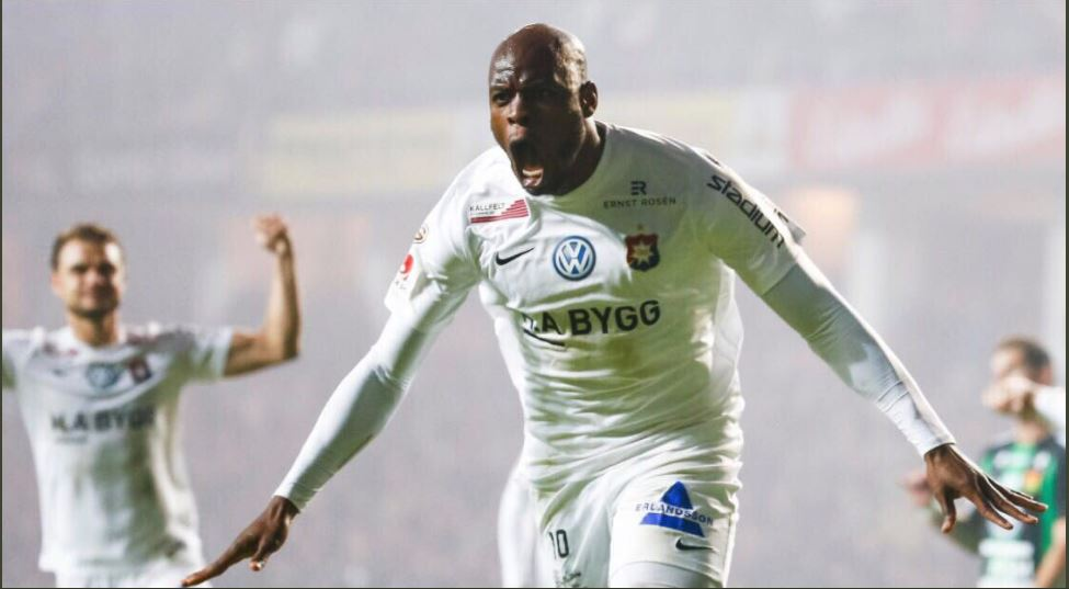 Superman 'Hakeem Araba' eyes World Cup place with Super Eagles