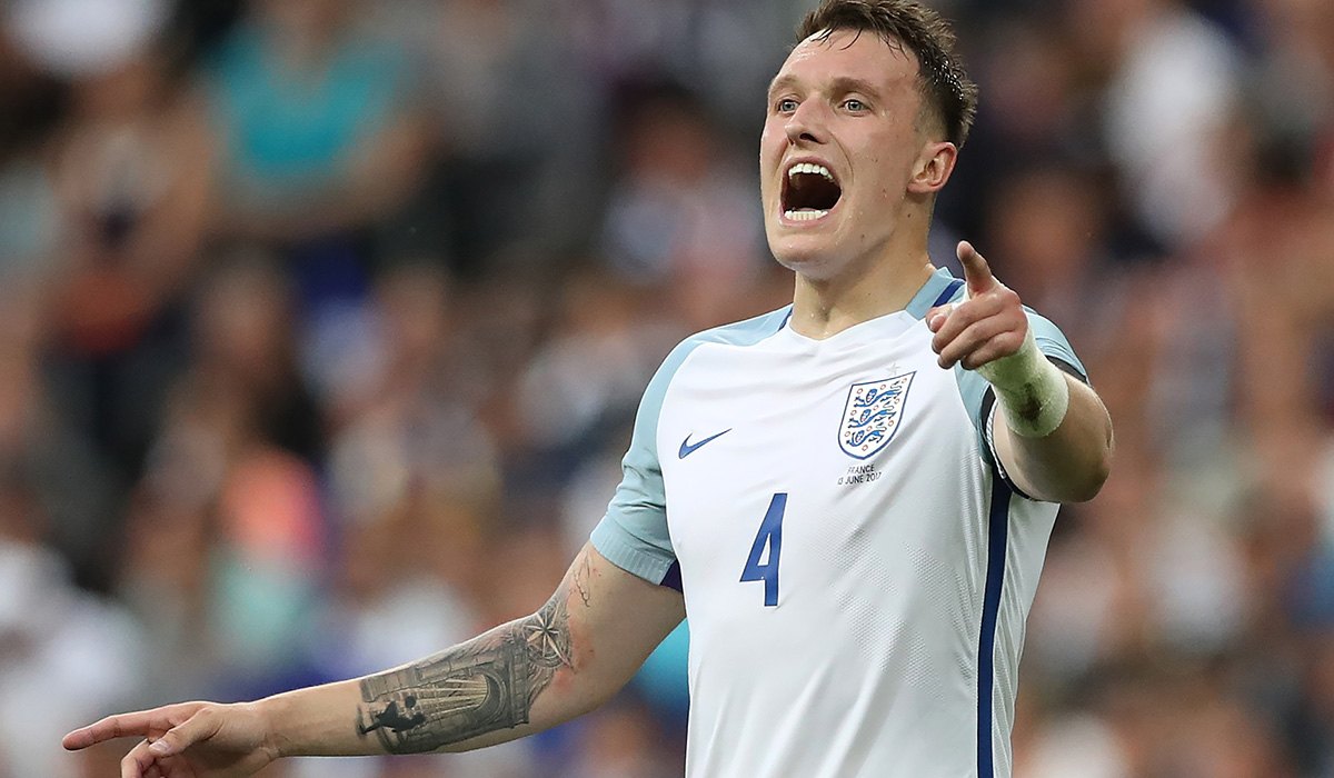 England vs Nigeria: Manchester United's Phil Jones out of Super Eagles Friendly