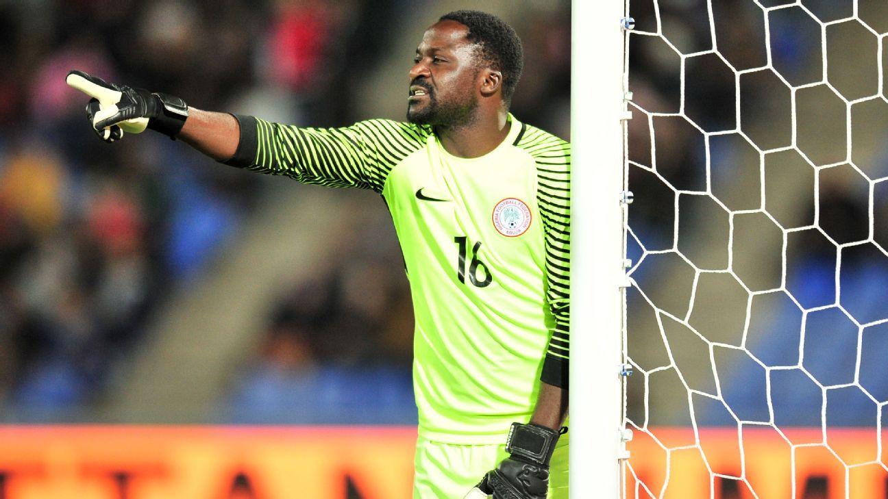 Ajiboye battle ready to make final Super Eagles World Cup Squad