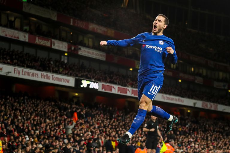 Guardiola to move for Chelsea's Eden Hazard after World Cup