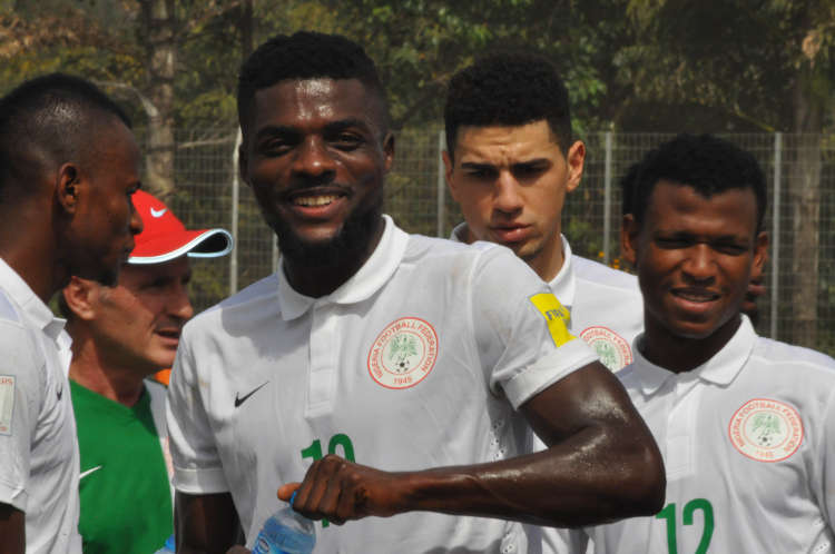 Confirmed! Super Eagles Midfielder's Cult Status