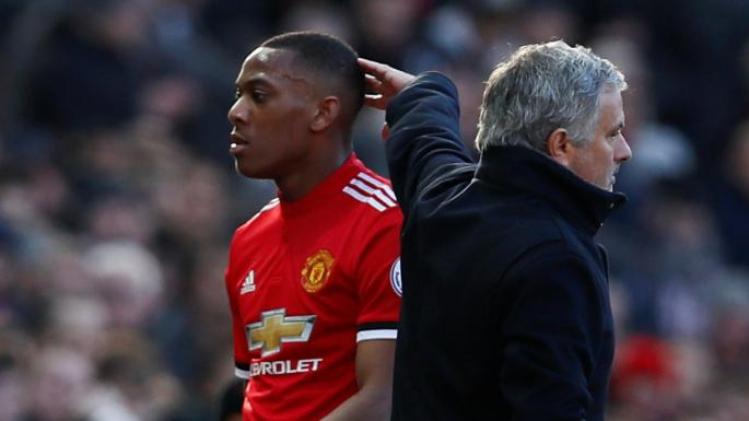 Jose Mourinho approves Martial's Juventus move