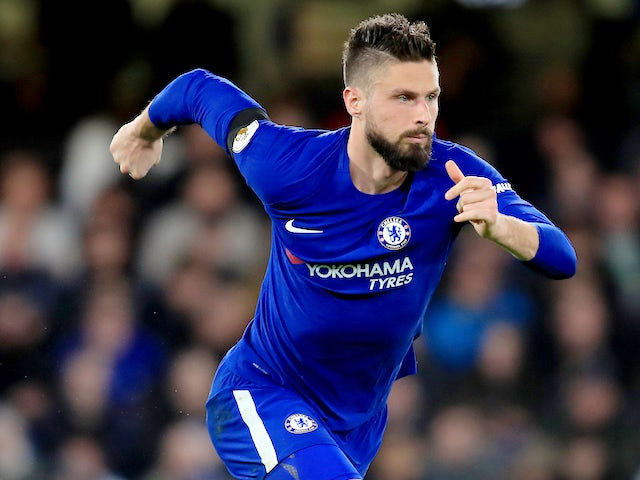In-form Giroud Confident Chelsea will make Top Four