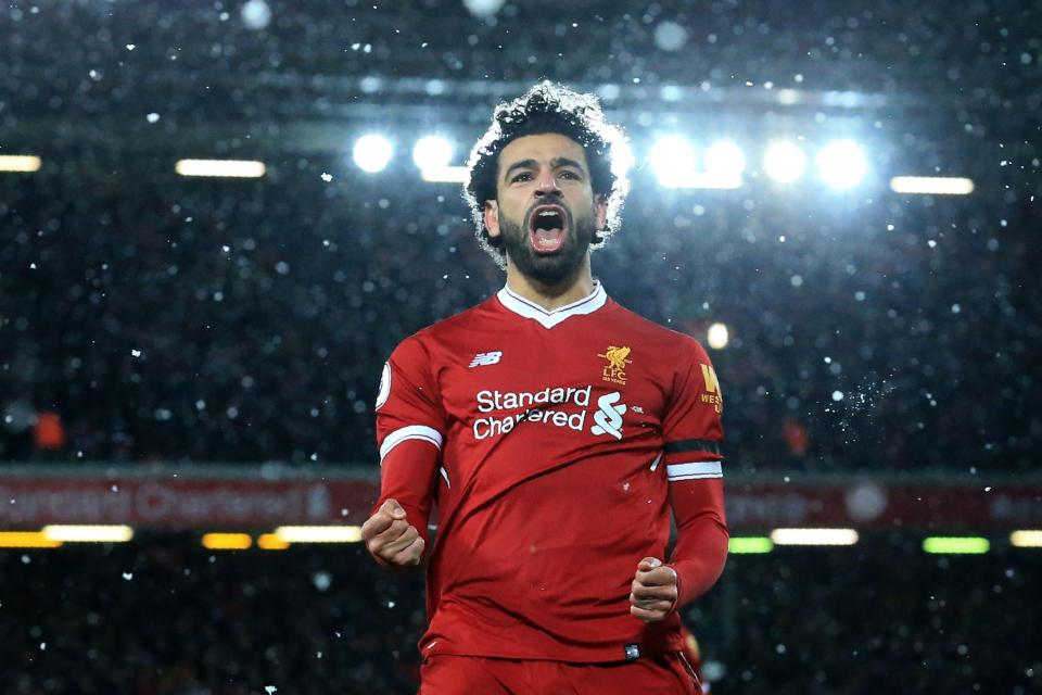 Mohamed Salah clinches Premier League Golden Boot