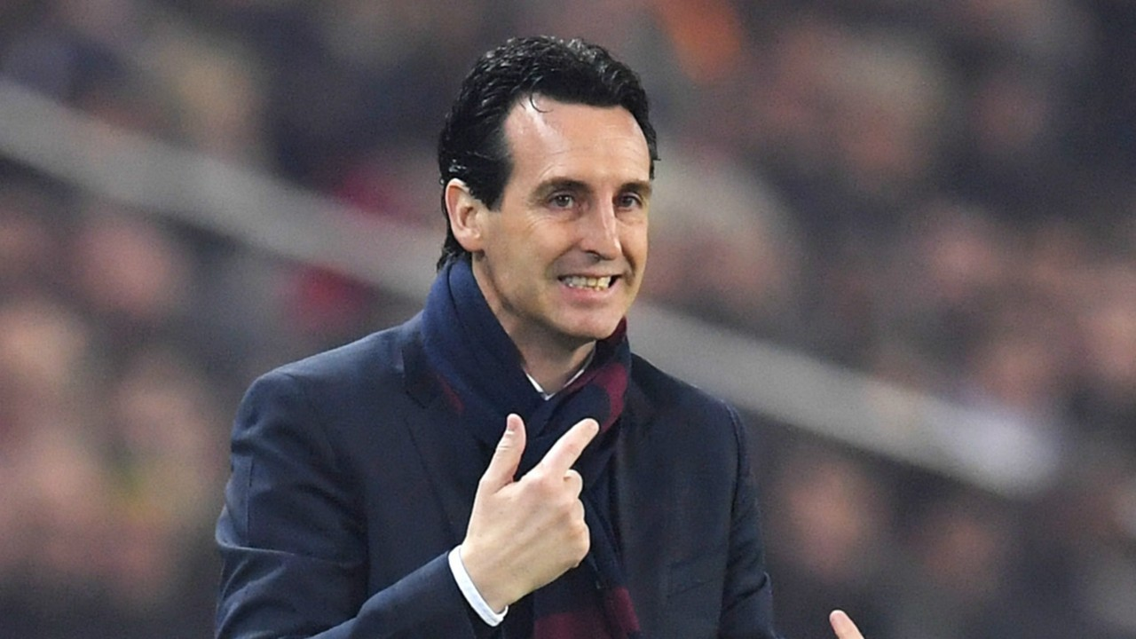Emery explains Saka omission in Europa league win against vitoria Guimaraes