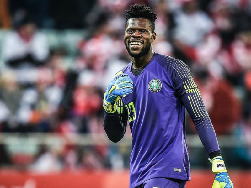 19-year-old Uzoho set to be Named Eagles No 1 Goalkeeper for World Cup