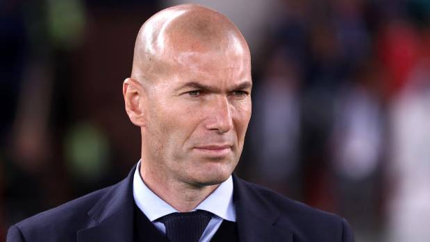 BREAKING! Zinedine Zidane resigns as Real Madrid Manager