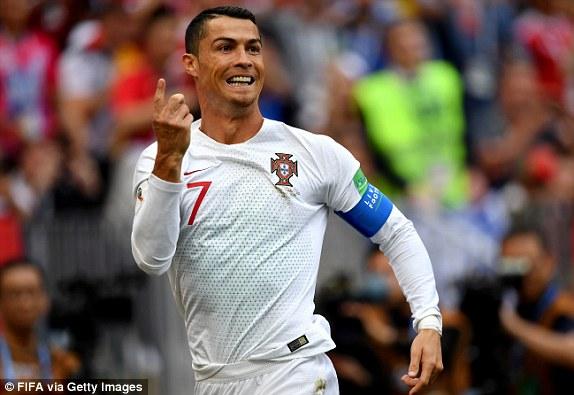 Unstoppable! Ronaldo breaks Puskas' European record with goal vs Morocco