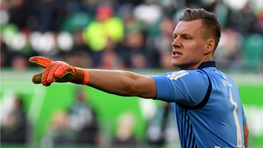 BREAKING! German Goalkeeper Bernd Leno completes Arsenal move