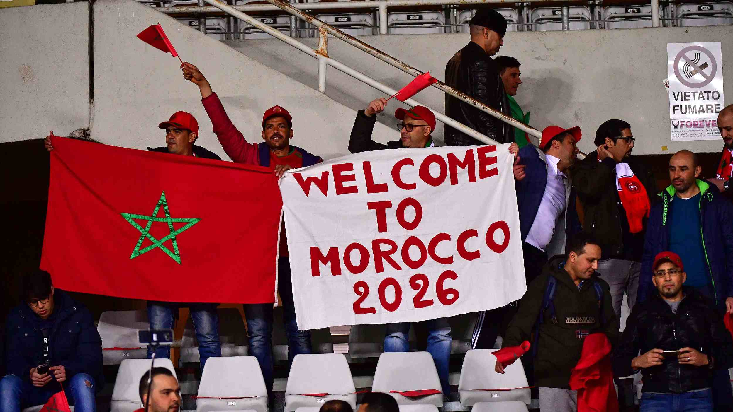 Fifth time unlucky! Morocco losses 2026 World Cup hosting bid