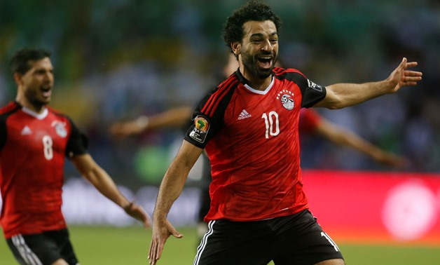 Injured Mohammed Salah makes Egypt World Cup squad