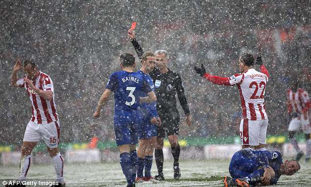 Just In! English FA confirms Premier League winter break