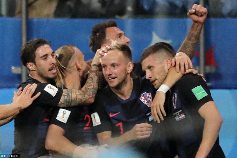 Argentina 0-3 Croatia: Shambolic Argentina fall apart as Croatia reach round of 16