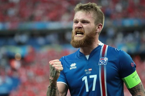 Iceland Skipper Gunnarsson ramps up pressure on Eagles ahead Group D clash
