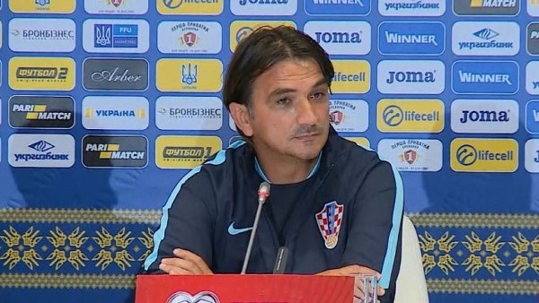 Croatia coach Dalic banks on mix of youth and experience