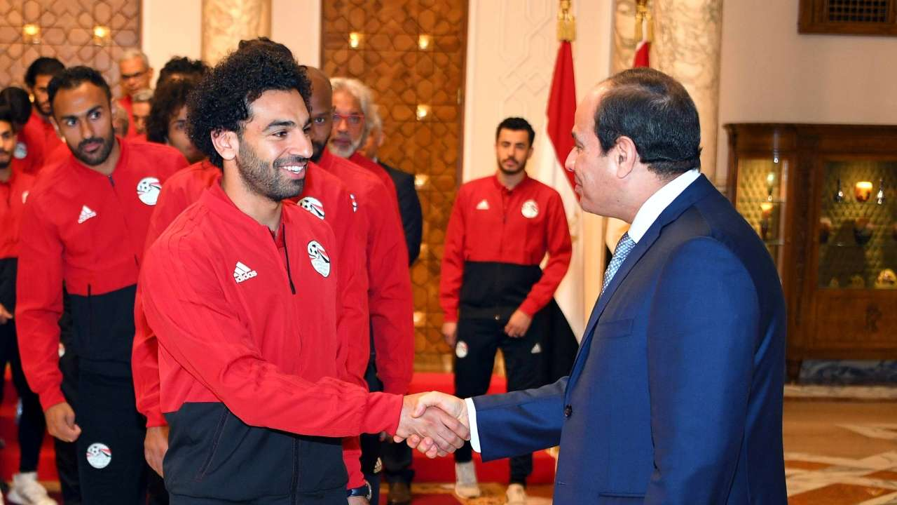 BREAKING! Mohammed Salah will play tomorrow vs Uruguay