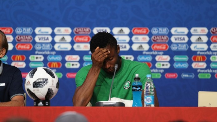 Mikel Obi hints at international retirement after World Cup ousting