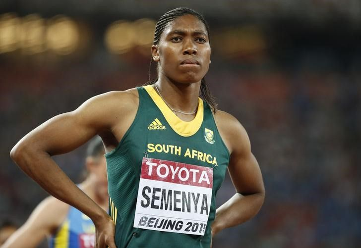 Caster Semenya heads to court over IAAF 'testosterone' rule