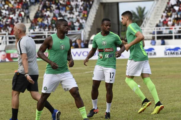Elderson Echiejile: Eagles confident ahead of Russia World Cup