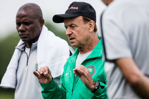 Ex-Coach Eguavoen urges Rohr to play Mikel in 'Defensive' role vs Iceland