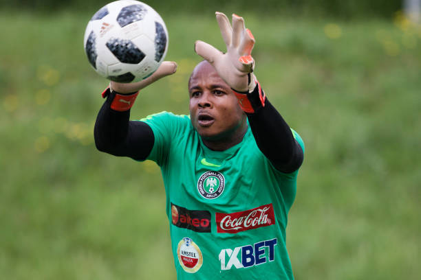 Eagles remain focused despite recent losses, says Ezenwa