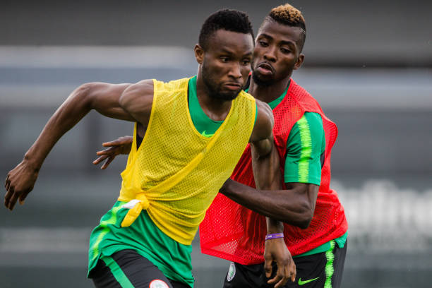 Just In! Iheanacho, Musa to start for Nigeria vs Iceland