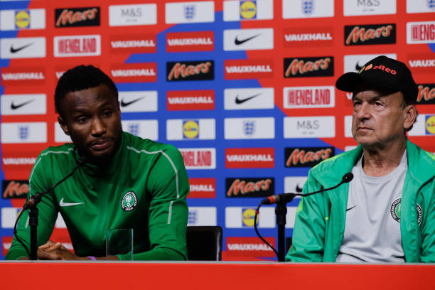 'Everybody is fit, we are ready now' – Rohr assures Nigerians