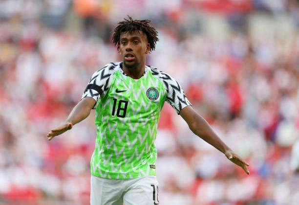 Will Alex Iwobi be Nigeria's brightest star at the World Cup?