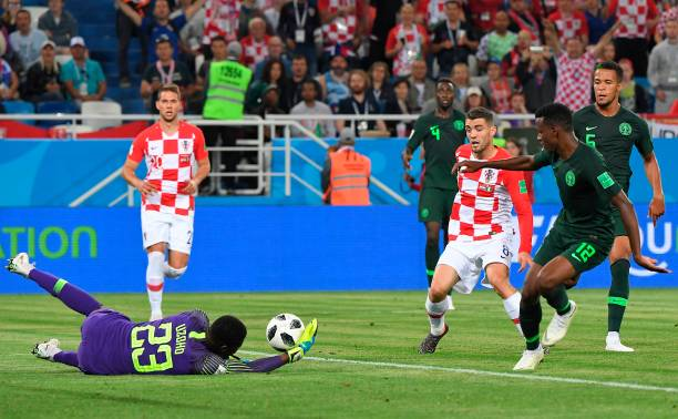 Aghahowa blames Gernot Rohr for Eagles defeat to Croatia