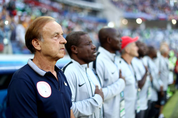 Gernot Rohr sets sight on winning AFCON 2019 after World Cup ousting